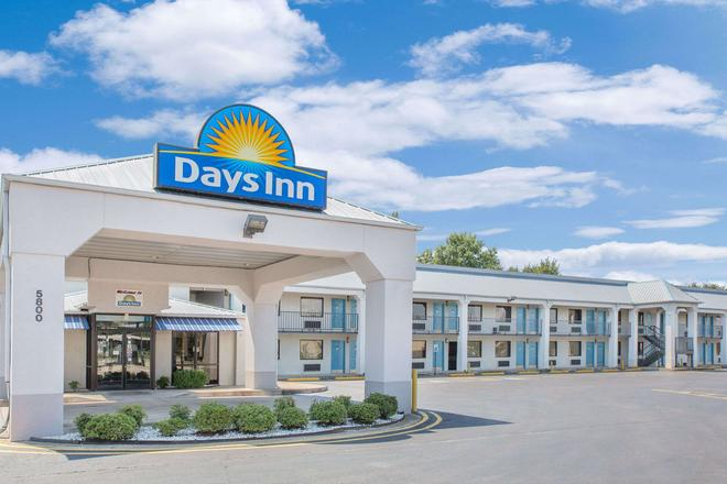 Days Inn by Wyndham N Little Rock East - North Little Rock - Edificio