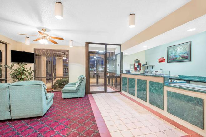Days Inn by Wyndham N Little Rock East - North Little Rock - Recepción