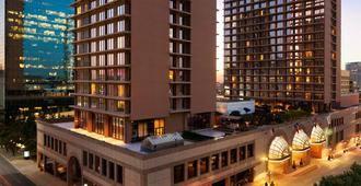 Fairmont Dallas - Dallas - Rakennus