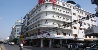 Asia Hotel - Phnom Penh - Edificio