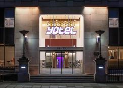 Yotel Edinburgh - Edinburgh - Bangunan