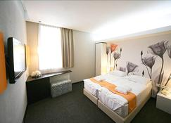 City Park Hotel - Bila Tserkva - Bila Cerkva - Camera da letto