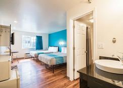 Motel 6 Rigby. Id - Rigby - Bedroom