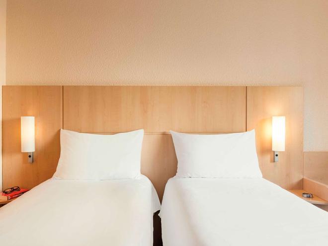 宜必思巴黎拉德芳斯中心酒店 - 庫爾伯瓦 - 庫伯瓦 - 臥室