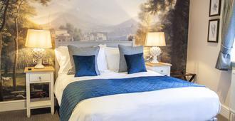 The Bell Alderminster - סטרטפורד אפון-אבון - חדר שינה