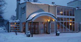 Villa Källhagen - Stockholm - Byggnad