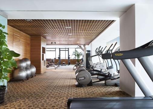 The Longemont Hotel Shanghai - Σανγκάη - Γυμναστήριο