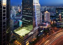 The Longemont Hotel Shanghai - Şanghay - Yatak Odası