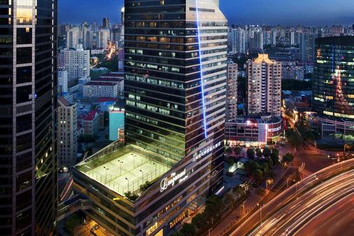 上海龍之夢大酒店 - 上海 - 建築