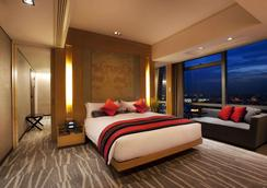 The Longemont Hotel Shanghai - Σανγκάη - Κρεβατοκάμαρα