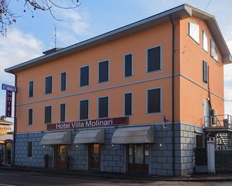 Hotel Villa Molinari - Collecchio - Gebouw