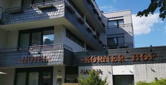 Akzent Hotel Koerner Hof - דורטמונד - בניין
