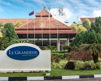 Le Grandeur Palm Resort Johor - Senai - Edifício