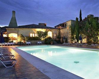 Le Vieux Castillon - Castillon-du-Gard - Pool