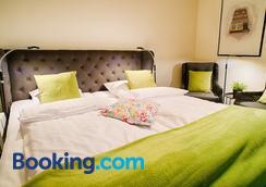 H5 Hotel - Helsingborg - Phòng ngủ