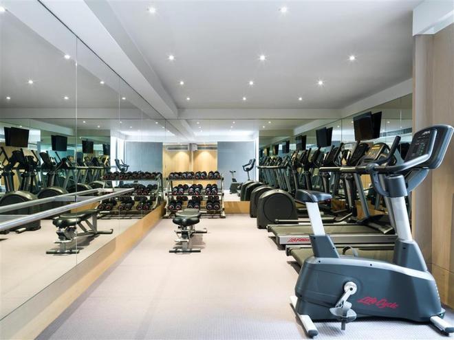 99 Bonham - Hong Kong - Gym