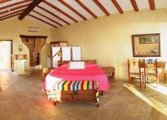 Casa Kau-Kan - Zihuatanejo - Κρεβατοκάμαρα