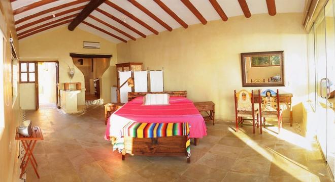 Casa Kau-Kan - Zihuatanejo - Habitación