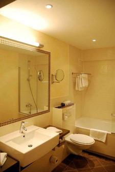 羅騰堡普瑞茲酒店 - 陶伯河上游羅騰堡 - 羅滕堡 - 浴室