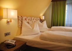 羅騰堡普瑞茲酒店 - 陶伯河上游羅騰堡 - 羅滕堡 - 臥室