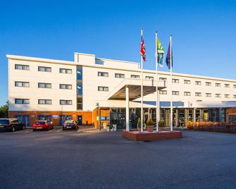 Holiday Inn Express Folkestone - Channel Tunnel - Folkestone - Gebouw