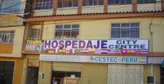 Huaraz City Centre Hostel - Huaraz - Edificio