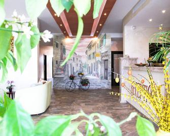 Hotel La Toscana Nahe Europapark - Ringsheim - Salónek