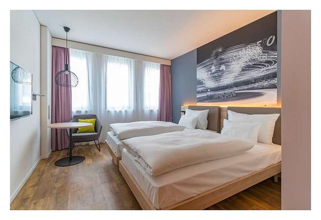 roomz Vienna Prater - Vienna - Bedroom