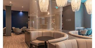 roomz Vienna Prater - Vienna - Area lounge