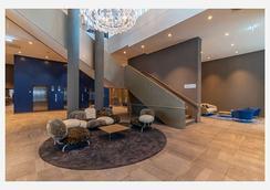 roomz Vienna Prater - Vienna - Lobby