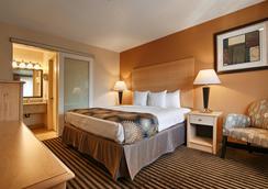 Best Western Palm Court Inn - Modesto - Phòng ngủ