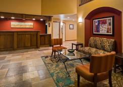 Best Western Palm Court Inn - Modesto - Hành lang