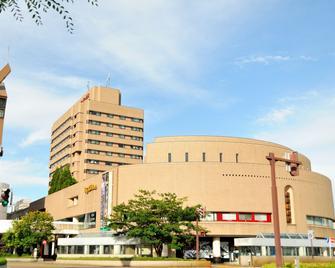 Hotel New Otani Nagaoka - Nagaoka - Gebouw