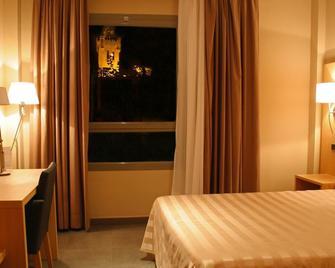 Hotel Salvevir - Ejea de los Caballeros - Slaapkamer
