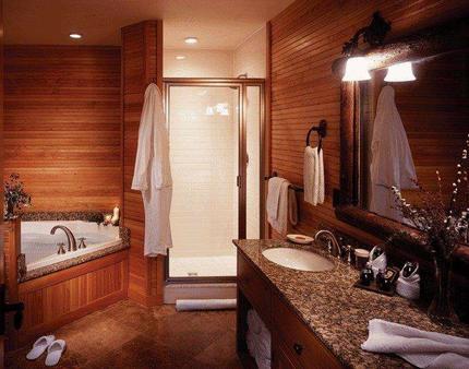 The Whiteface Lodge - Lake Placid - Bathroom