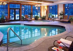 The Whiteface Lodge - Lake Placid - Pool
