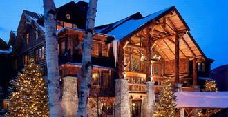 The Whiteface Lodge - Lake Placid - Rakennus
