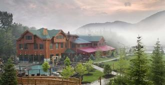 The Whiteface Lodge - Lake Placid - Gebäude