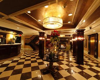 The Inn At Fox Hollow Hotel - Woodbury - Salónek