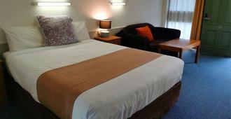 Ballarat Eureka Lodge Motel - באלארט - חדר שינה