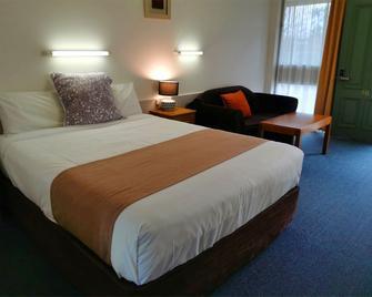 尤里卡汽車旅館 - 巴拉瑞特 - 巴拉瑞特 - 臥室