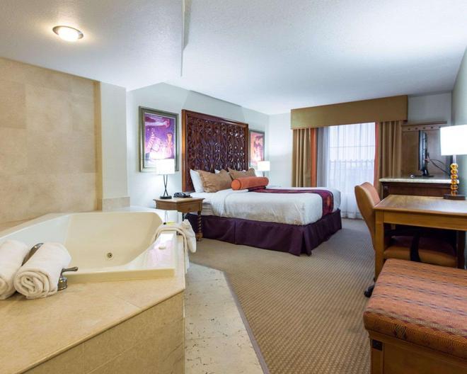 卡斯蒂略雷亞爾酒店 - 登高精選酒店旗下 - 聖奧古斯汀 - 聖奧古斯丁 - 臥室