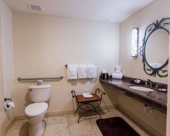 卡斯蒂略雷亞爾酒店 - 登高精選酒店旗下 - 聖奧古斯汀 - 聖奧古斯丁 - 浴室