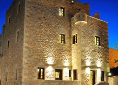 Ξενοδοχείο Άρεως Πόλις - Areopoli - Κτίριο