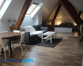 Chambres Privatives Chez l'Habitant - Guebwiller - Living room