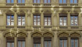 Hôtel de Paris - Lyon - Bygning