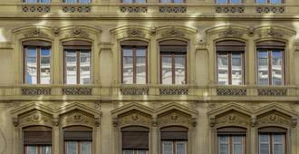 Hôtel de Paris - Lyon - Byggnad