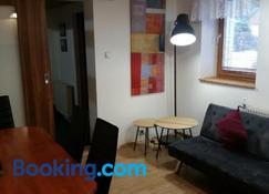 Apartmán Monte - Desná - Wohnzimmer