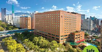 The Howard Plaza Hotel Taipei - טאיפיי - בניין