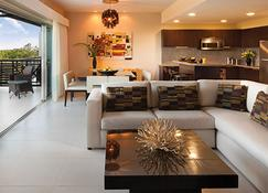 Residences at The Fives - Playa del Carmen - Wohnzimmer